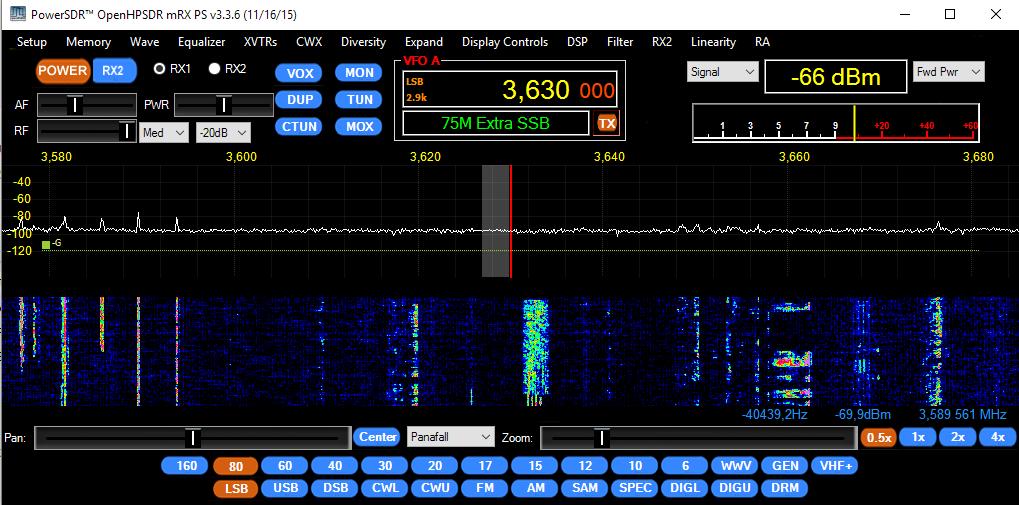 Red Pitaya - SDR Transceiver - PA3ANG - Dutch Ham Radio